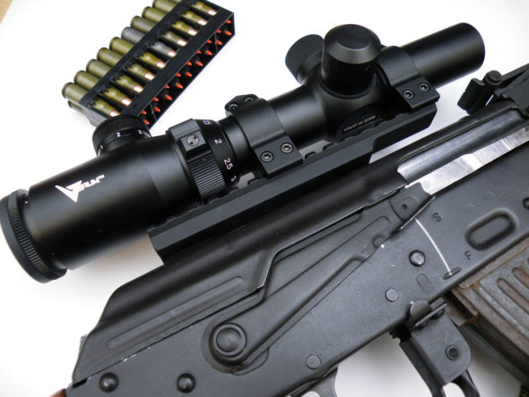 Atibal Verum + GG&G AK Optic Mount Review