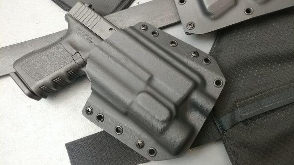Support Gear: Bravo Concealment BCA Light Bearing Holster Combo