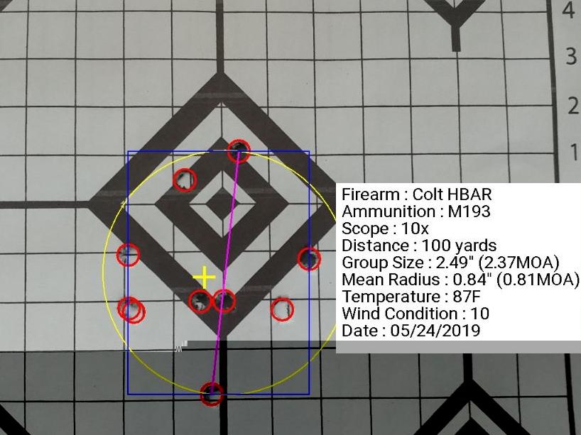 Colt Barrel HBAR M193