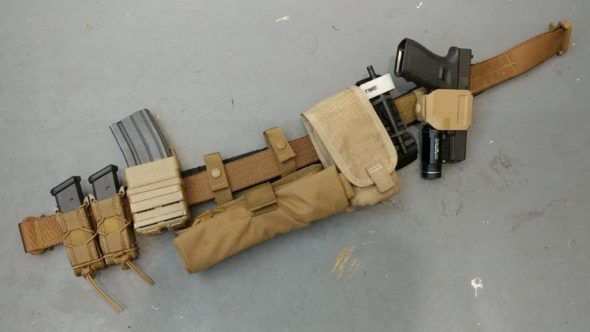 HSGI Gun Belt Setup: Crye Precision, Condor, ITW, and more!