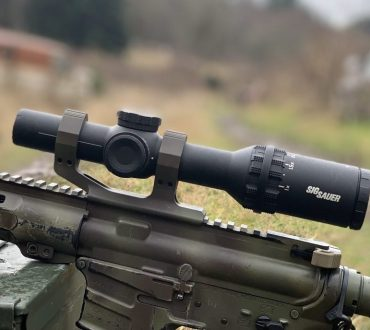Sig Tango6T Low Power Variable Optic Review Part 1