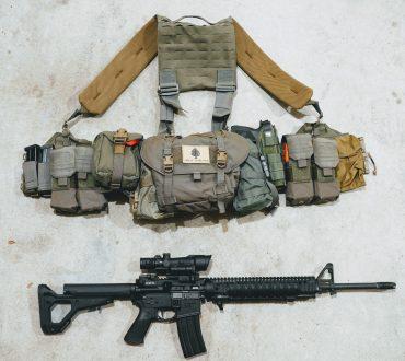 Building the M16A5 @ EverydayMarksman