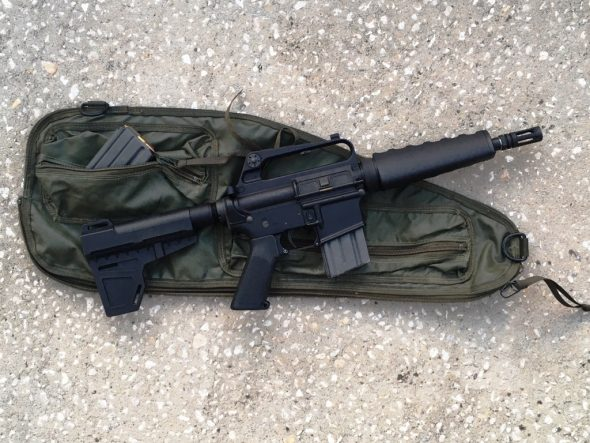 The AR-k, a Do It Yourself LaFrance M16k Clone Retro Project