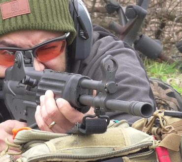 Classic Rifle Review: The Daewoo K2… Korea's Answer to the AR15