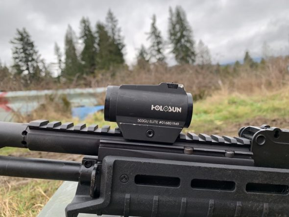 Holosun 503gu Review: Is it Solid?