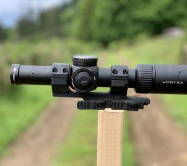 Vortex Viper 1-6 Variable Review: Mid Range, High Value