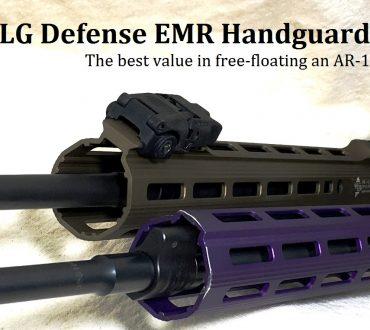 ALG Defense EMR Free-Floating Handguards: Best Value in AR15 Rails