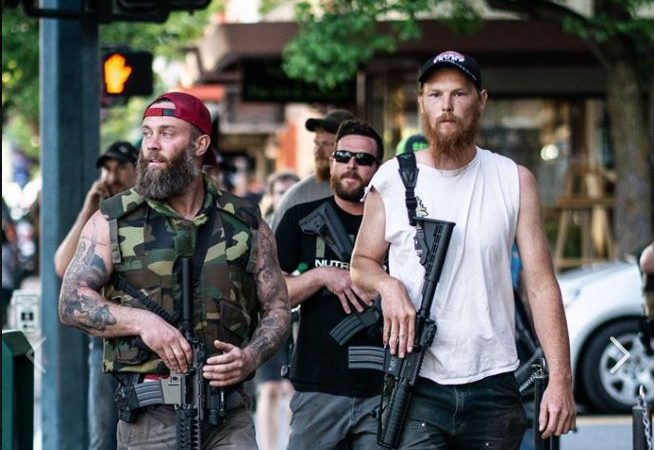 The Militia Does Exist… and It Is Active.
