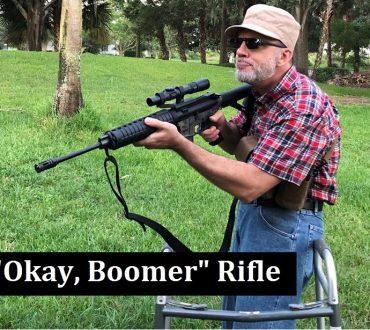 "Building the ""Okay, Boomer"" Rifle."