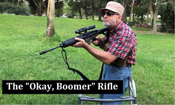 "Building the ""Okay, Boomer"" Rifle."