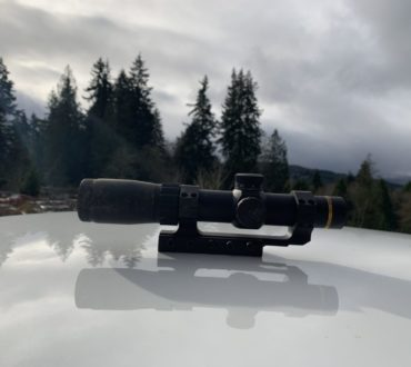 Leupold VX R Patrol 1.5-4 review